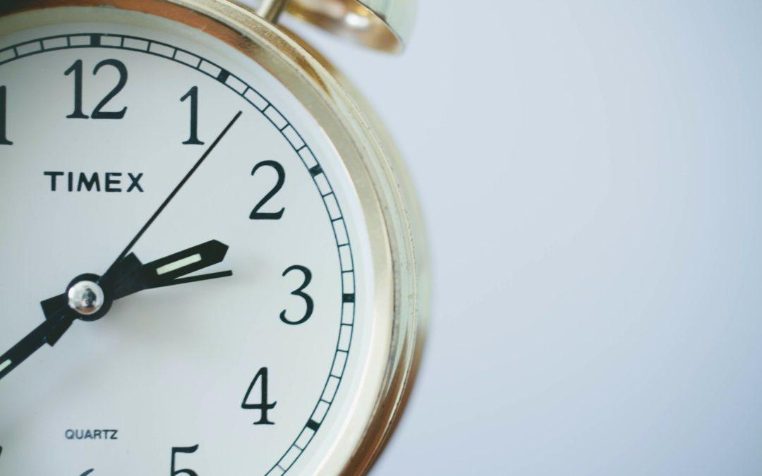 Alzamiento de la suspensión de plazos derivado del Estado de Alarma